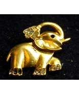Elephant Pin ( Trunk up for Luck) - $5.95
