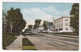 Bethlehem Street West Bethlehem White Mountains New Hampshire 1910c post... - $5.89