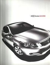 2009 Honda ACCORD sales brochure catalog US 09 LX EX EX-L V6 - $7.00