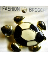 Brooch -Turtle Pin - $3.95