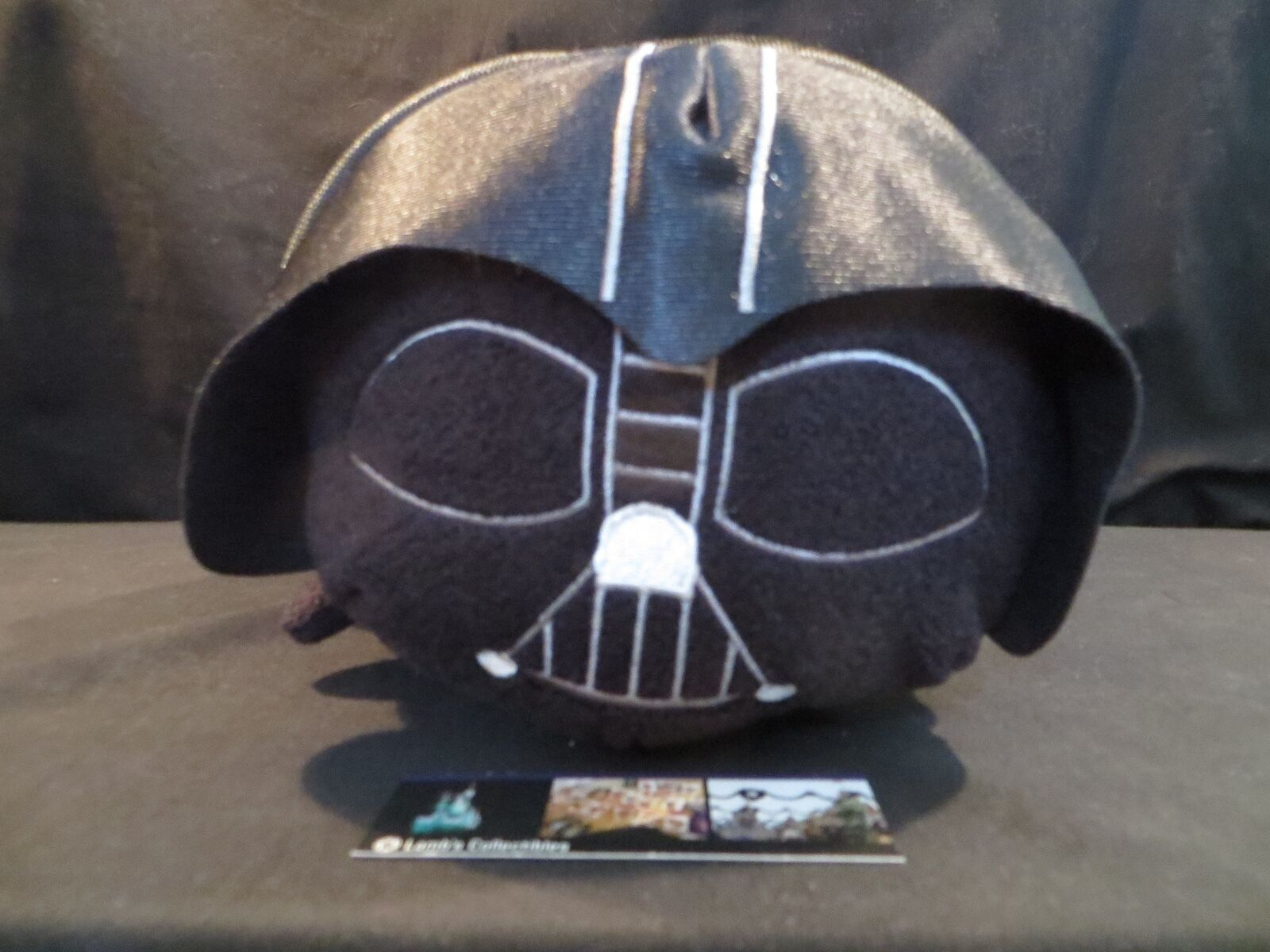 Primary image for Darth Vader (tm) Medium Tsum Tsum Star Wars USA tag Disney Store stuffed plush