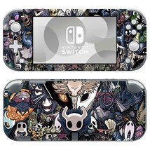 Nintendo Switch Lite Console Vinyl Skin Decal Stickers Cover Hollow Knight Anime - $9.70