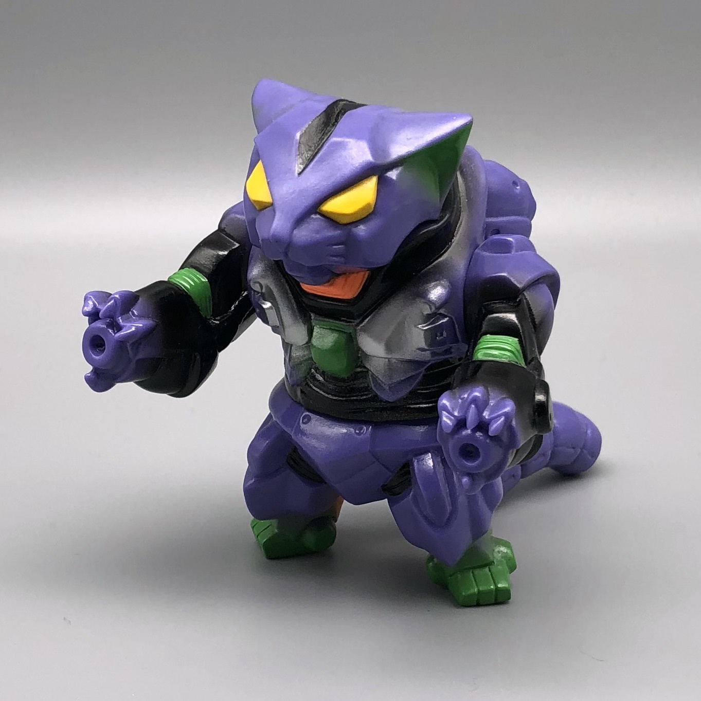 Max Toy Purple Mecha Nekoron MK-III
