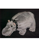 "18"" Rare Folkmanis Bert Farting Hippo Hand Puppet Plush Toy CBS Studios ... - $163.61"