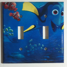 Finding Dory Nemo Light Switch Power Outlet Cover Plate Home decor image 3