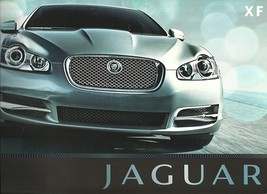 2009 Jaguar XF sales brochure catalog US 09 4.2 S/C 2nd Edition - $10.00