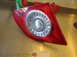 GSF423 DRIVER LEFT TAIL LIGHT ASSEMBLY DECK LID 2008 VOLKSWAGEN PASSAT 2.0  - $25.00