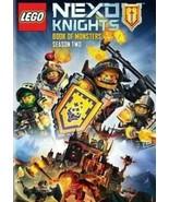 LEGO - Nexo Knights - Book Of Monsters / Season 2 brand new New DVD - $12.74