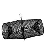 Frabill Torpedo Trap - Black Crayfish Trap - 10in. x 9.75in. x 9in. - $19.99
