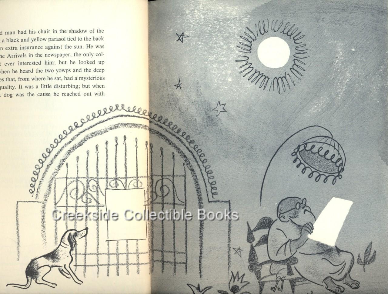 "1954 ""Hound Dog Moses"" HC/DJ Edmonds Gropper"