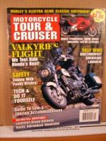 Motorcycle Tour & Cruiser Magazine September 1997 Valkeyrie's Fight
