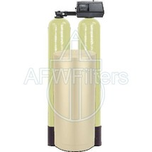 Fleck 9100SXT Dual tank water softener 96k, 96,000 grain with the digita... - $1,978.99