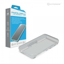 Hyperkin New 2DS XL Crystal Protective Case Clear for Nintendo New 2DS X... - $14.69
