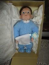 Ashton Drake Porcelain Doll Mommy I'm Sorry Artist Kathy B. Hippensteel ... - $243.64