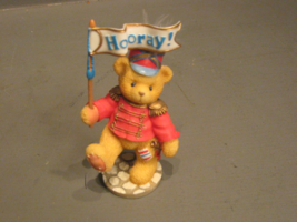 Cherished Teddies Lanny CT005 1999 Symbol of Membearship Figurine - $4.94