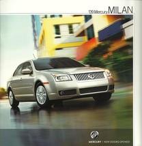 2009 Mercury MILAN sales brochure catalog US 09 Premier - $8.00