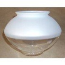 Humphrey Half Frosted Pyrex Replacement Globe L6-20A 1 Globe - $33.35