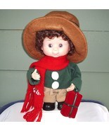 Christmas Animated Girl Doll Display Collector Item - $35.00