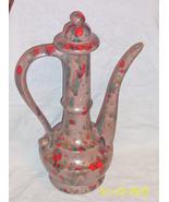 Large vintage ceramic liquor decanter 1966 - $25.00