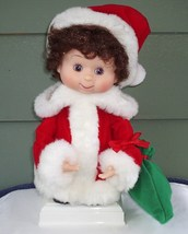 Christmas in Animation Musical Girl Figure Collector Item - $35.00