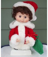Christmas in Animation Girl Figure Collector Item - $35.00