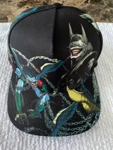 DC COMICS BATMAN WHO LAUGHS SnapBack CAP HAT PREVIEWS EXCLUSIVE Rare - $49.49