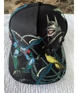 DC COMICS BATMAN WHO LAUGHS SnapBack CAP HAT PREVIEWS EXCLUSIVE Rare - $49.49
