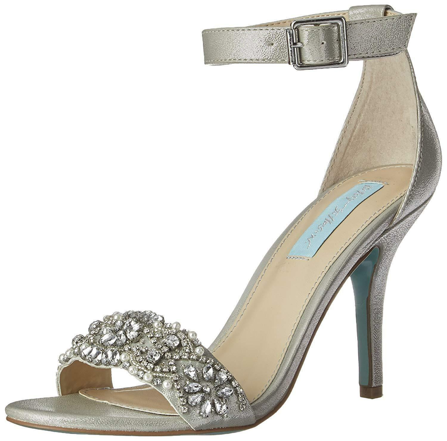 Blue by Betsey Johnson Women's Sb-Gina Dress Sandal