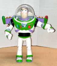 "Toy Story Buzz Lightyear Figure Disney Pixar 7"" Posable - $12.86"