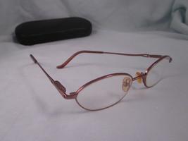 973cc0aa72 MARCHON Rx Eyeglasses Gold Brown Metal Frame CASHMERE TRES JOLIE 44 Japan -   22.26