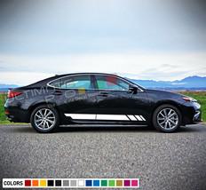 Sticker Decal Stripe Body Kit for Lexus ES Chrome Tail Light Spare Part Kit 2018 - $35.63