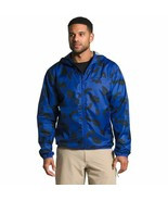 The North Face Men's Printed Cyclone Hoodie Blue (Size M, L) NEW W TAG - $65.00