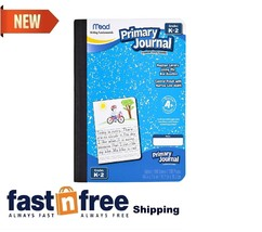 Mead Primary Journal Creative Story Tablet, Grades K-2, Kindergarten 2nd... - $7.22