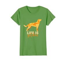 Life is Golden Retriever Dog Gift for retriever lovers - $19.99+