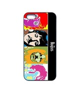 Beatles Iphone 6 case Customized soft rubber clear phone case, design #12 - $14.84
