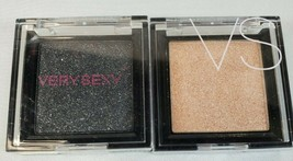 Victoria's Secret Silky Eye Shadow Fierce & Champagne New NWOB - $16.83