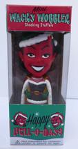 New Funko Happy Hell-o-Days Devil Woman Santa Claus Bobblehead Been Naughty ? - $14.80