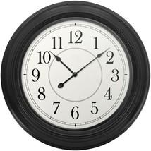 Westclox 32213BK-22CN 22-Inch Wall Clock with Black Case - $56.93