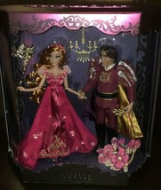 Disney Expo 2019 Masquerade Designer Giselle Edward Limited Edition Doll 900 New - $431.19