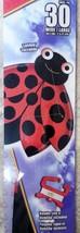 "X-Kites SkyBugz 30"" Ladybug Kite - New! - $11.79"