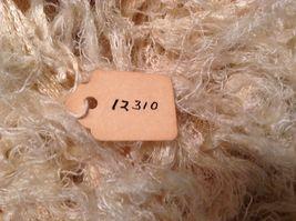 Antique Delicate Handmade Crocheted Silk Wrap image 10