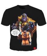 Summer 3D T-shirt Print Dragon Ball Super Goku Creative Funny Tee Shirt... - $28.99