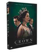 The Crown: Season 3 3 DVD set (FREE Standard Shipping) NEW - $16.88