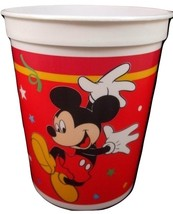 Mickey Mouse Plastic Stadium Cup (1) - Birthday Party Supplies - $3.86