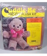 Teddy Bear stuffed animal craft kit Douglas DIY stuffed plush animal 197... - $30.51