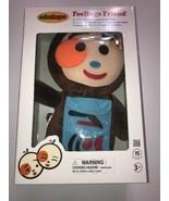 Edushape Feelings Friend Plush Toy Ages 3+ NEW in box - $37.39