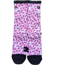 Custom BCA Ribbon Socks ALL Sizes FAST SHIPPING - $12.99