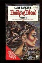 Books of Blood 2 a [Paperback] Barker, Clive - $26.50