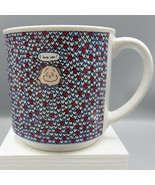 I Love You A Lot Coffee Mug Barbara Dale Recycled Paper Products Heart V... - $29.29