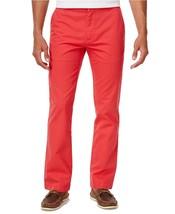 Tommy Hilfiger Men's Dot-Pattern Cotton Pants ,Size 36X30, MSRP $69 - $29.69